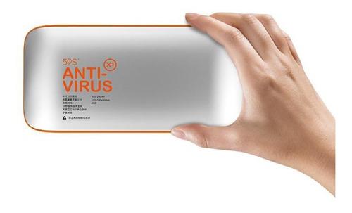 kit impresora de uñas nailart + mini esterilizador luz uv-c