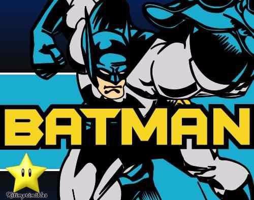 kit imprimible 2 batman diseñá tarjetas, cumples y mas