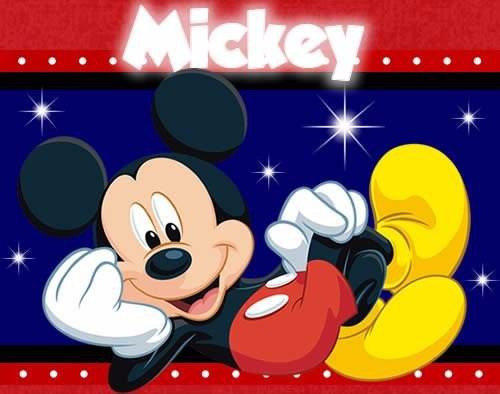 kit imprimible 2 mickey mouse diseñá invitaciones modernas