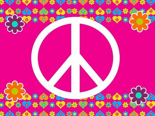 kit imprimible 2 simbolo de la paz diseñá tarjetas cumples
