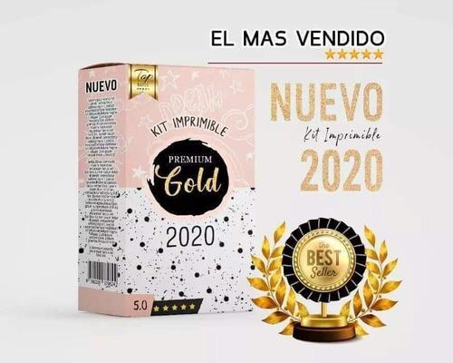 kit imprimible 2020
