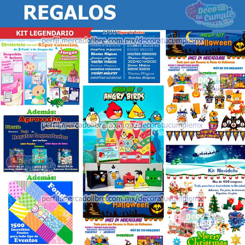 kit imprimible baby shower elefante niña invitación b51