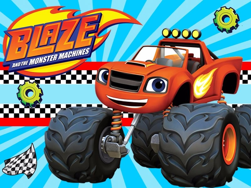 Blaze And The Monster Machines Season Four Renewal For Nickelodeon