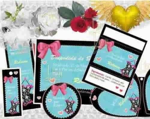 kit imprimible bodas y despedida de soltera recuerdo y mas#2