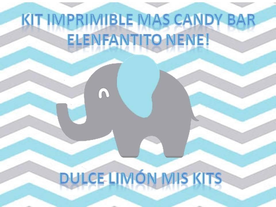 Etiquetas Para Baby Shower De Elefantes Www Imagenesmy Com