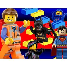 Kit Imprimible Candy Bar Lego Golosinas Cumples Y Mas