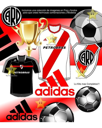 kit imprimible candy bar river plate golosinas cumple y mas