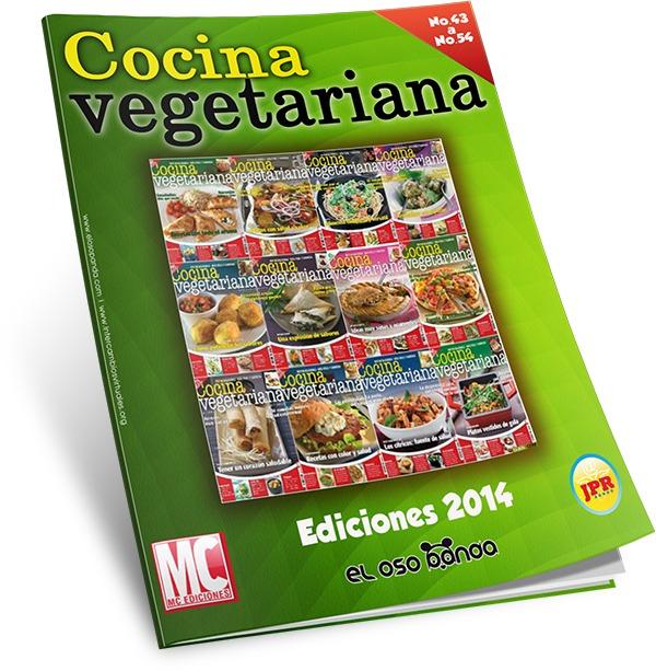 Cocina Vegetariana Pdf | Kit Imprimible Cocina Vegetariana En Pdf 12 Tomos Bs 745 00 En