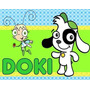 Kit Imprimible Doki Discovery Kids Diseña Tarjetas, Cumples