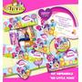 Kit Imprimible My Litlle Pony Cumpleaños Chivic Tarjeta Invi