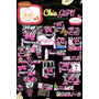 Kit Imprimible Personalizable Minnie Cebra Minnie Animal #5