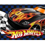 2 X 1 - Kit Imprimible Hot Wheels