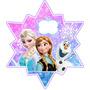 Kit Imprimible Frozen Chivic Cumpleaños Invitaciones Tarjeta