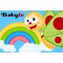 Kit Imprimible Baby Tv - Tarjetas - Cajitas - Invitaciones