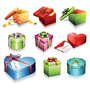 Mega Kit Imprimible Cajas,patrones,moldes,invitaciones