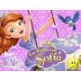 Kit Imprimible Princesa Sofia De Disney Diseñá Tarjetas Mas
