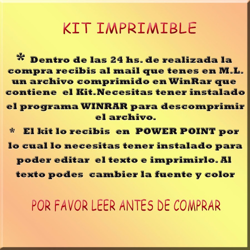 kit imprimible editable calendario 2018 dra juguetes 2