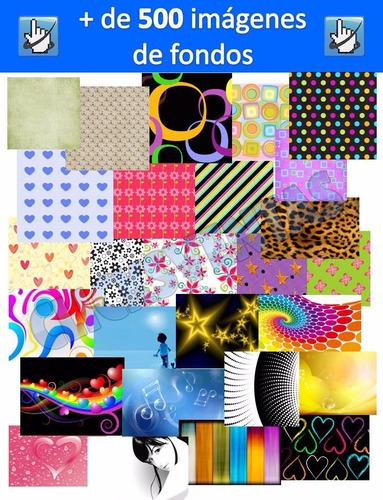 kit imprimible empresarial zafiro invitaciones + 300 kits