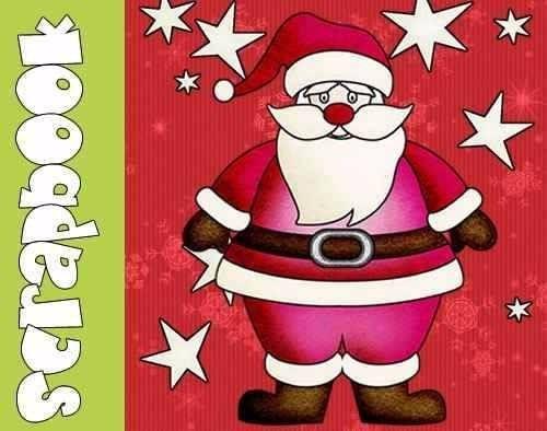 kit imprimible especial navidad tarjetas scrapbook etiquetas
