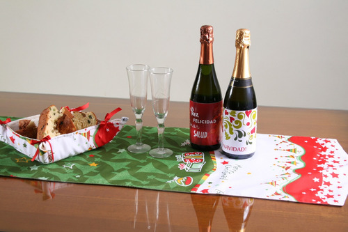 kit imprimible: etiquetas de botella y tarjetas felicitación