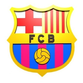 Kit Imprimible Fc Barcelona Futbol Fiesta 3x1