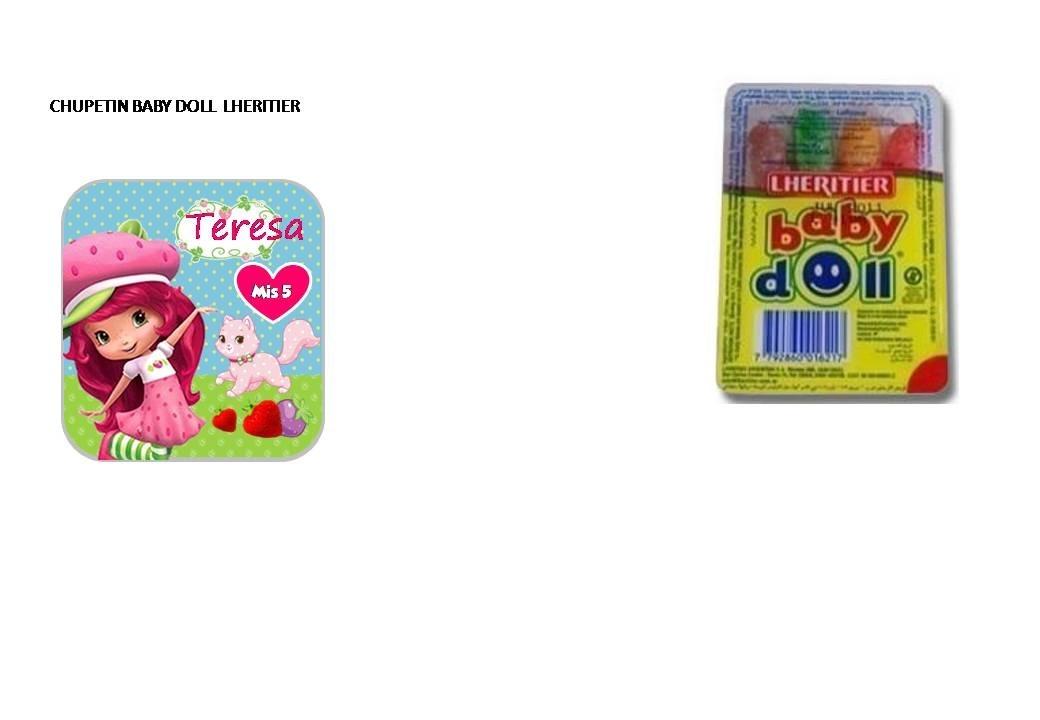 Kit Imprimible Frutillita Envio Gratis - $ 5,00 en Mercado Libre