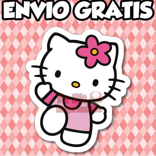 kit imprimible hello kitty  invitaciones calendario y mas