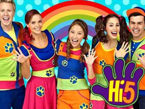 kit imprimible hi5 five candy bar golosinas y mas