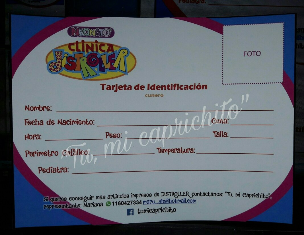 Kit Imprimible Ksi-documentos Casimeritos Distroller Pdf - $ 65,00 ...
