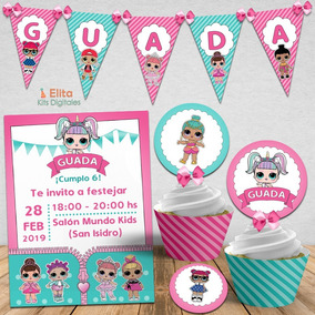 19b8053a385 Cumpleaños Lol Surprise en Mercado Libre Argentina
