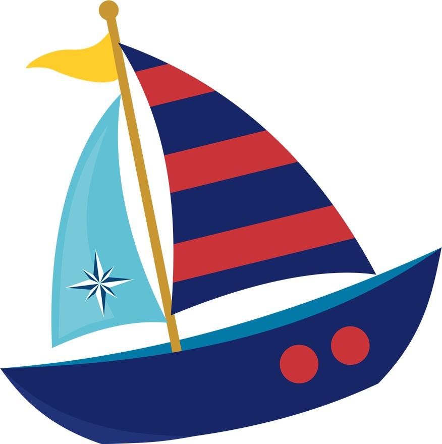 Kit imprimible marinero barcos ni o invitacion fiesta - Imagenes de barcos infantiles ...