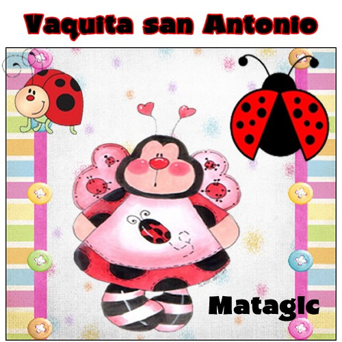 Kit Imprimible Mariquita Coquito Lady Bug Baby Shower Fiesta - Bs ...