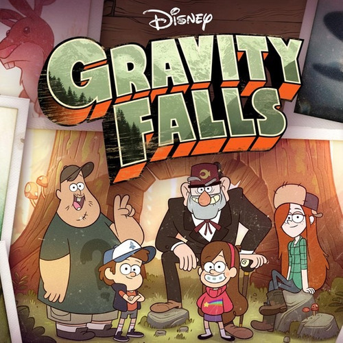 kit imprimible modificable gravity falls cumpleaños