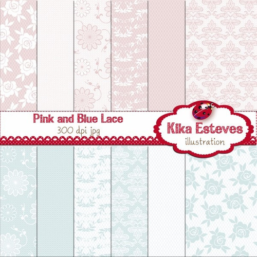 kit imprimible pack fondos baby shower clipart cod1154