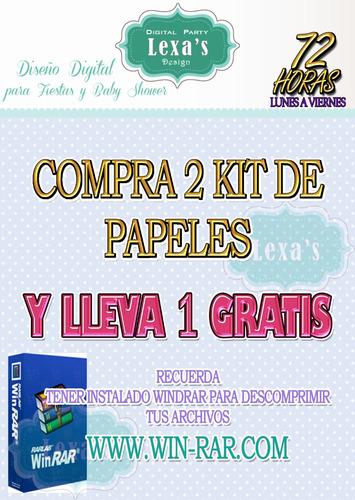 kit imprimible pack fondos los picapiedras clipart 131