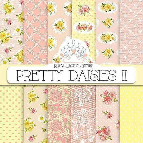 kit imprimible pack fondos shabby chic clipart cod 73