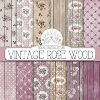 kit imprimible pack fondos shabby chic clipart cod 82