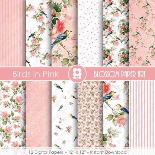 kit imprimible pack fondos shabby chic clipart cod 97