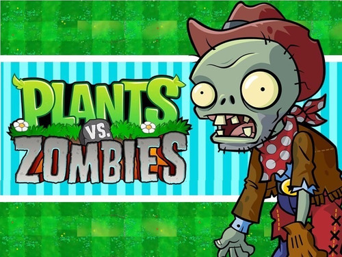 kit imprimible plantas vs zombies tarjetas y mas