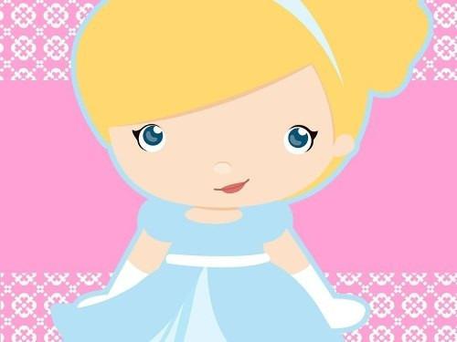 kit imprimible princesa cenicienta baby candy bar y mas