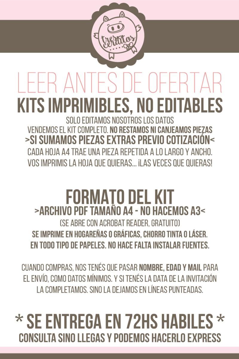 Kit Imprimible Princesa Reina Corona Candy Bar Deco ! - $ 209,00 en ...