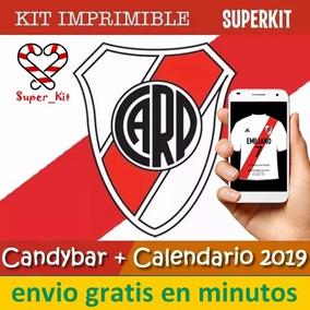 4bc4e4bbe Bolsitas Para Cumpleanos De River Plate - Kits Personalizados en ...