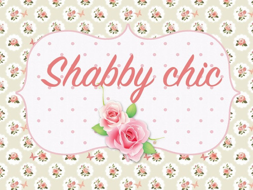 kit imprimible shabby chic candy bar personalizados cod 4