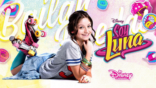 kit imprimible soy luna 2 + candy bar + regalo + (2x1)