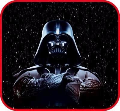 kit imprimible star wars darth vader guerra de las galaxias