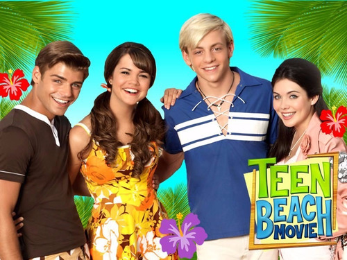 kit imprimible teen beach movie diseña tarjetas cumples mas1
