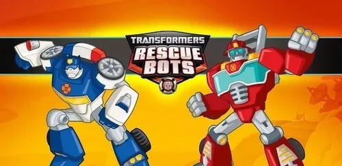 kit imprimible transformers rescue bots full fiesta 3x1