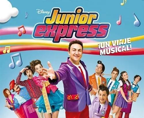 kit imprimible tropa junior express fiesta 3x1
