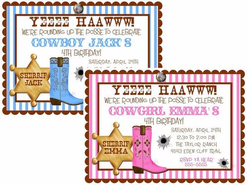 kit imprimible vaqueros y vaqueras no te lo puedes perder!!!