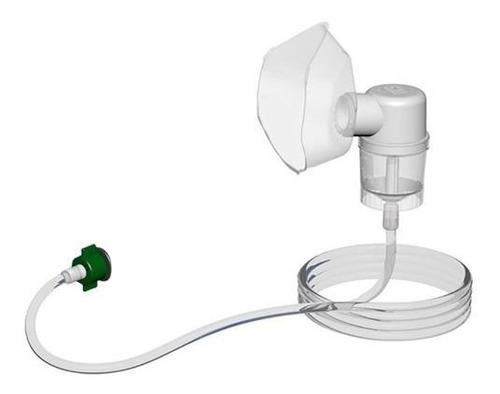 kit inalador c/ máscara - micronebulizador